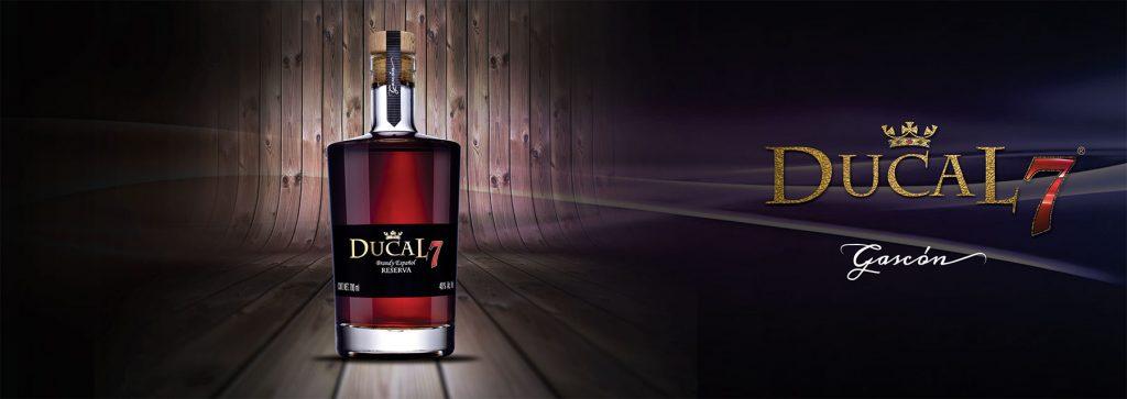 Ducal 7, brandy de Jerez de la Frontera