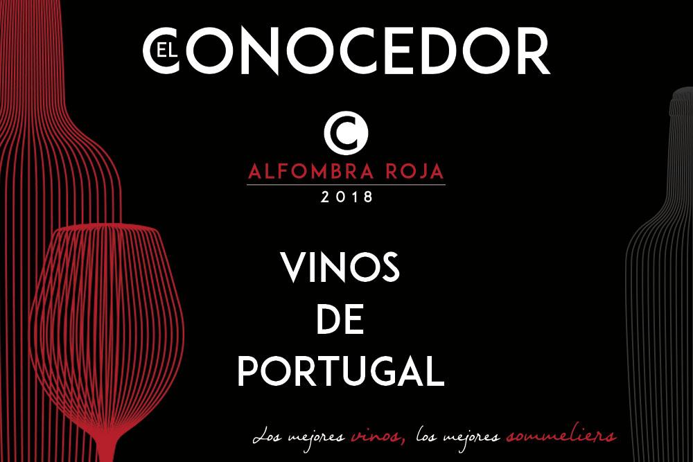 Vinos de Portugal en Alfombra Roja 2018