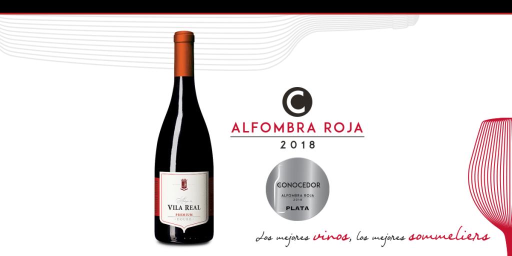 Adega Vila Real Vino Tinto Premium
