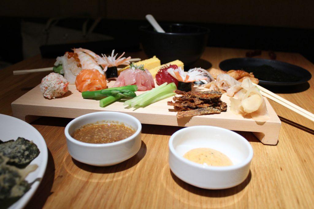 Kumoto by Tori Tori,atractiva cocina japonesa en Lomas