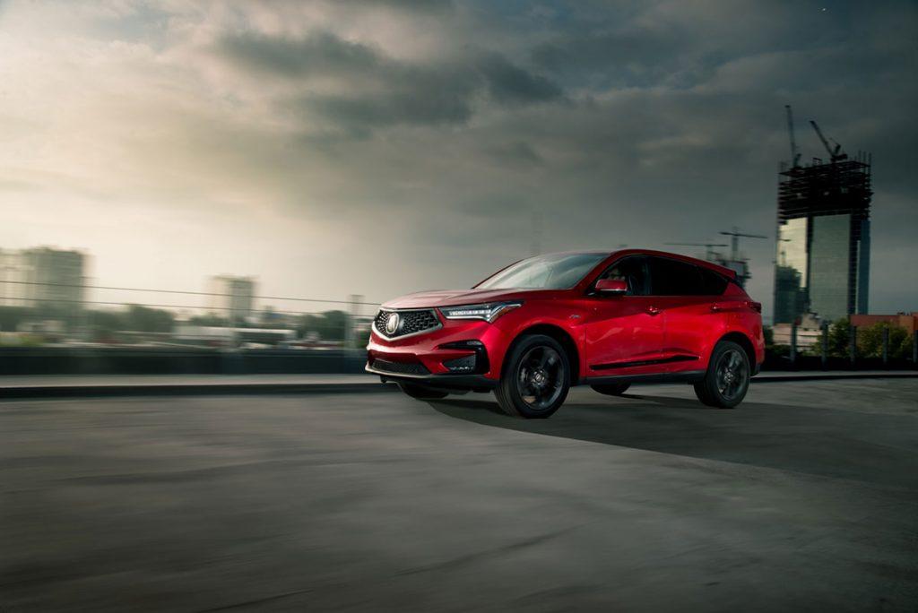 Cinco destinos para ir de roadtrip con la nueva Acura RDX