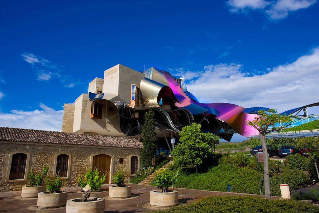Frank Gehry, el artista detrás de la Ciudad del Vino