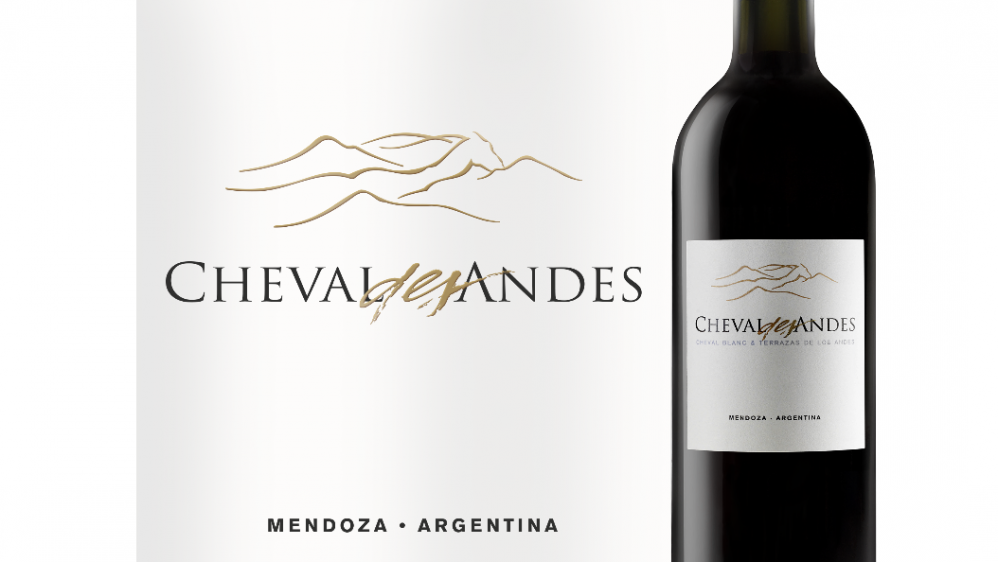 Cheval des Andes, el prestigioso vino argentino con herencia francesa