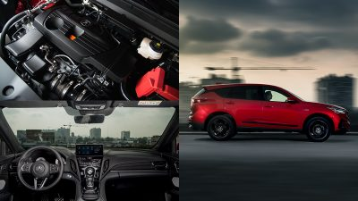 Acura RDX, la SUV referente del mercado.