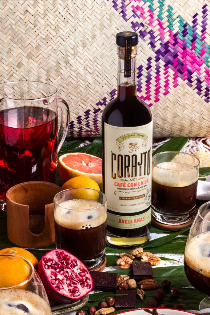 Exótico elixir mexicano para disfrutar del café, así es Corajito