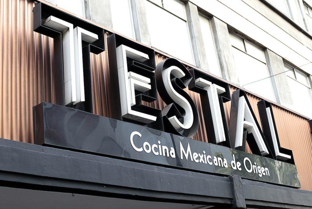 Testal: la sofisticación de la comida mexicana