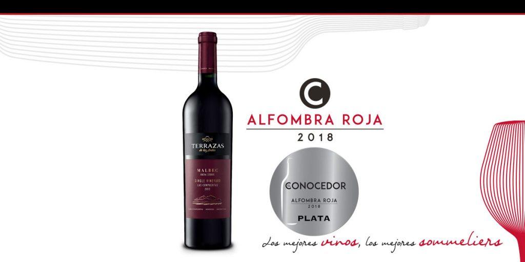 Terraza De Los Andes Single Vineyard Malbec Revista El