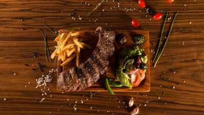 Jack's Butcher, food corner que ofrece una parrilla saludable