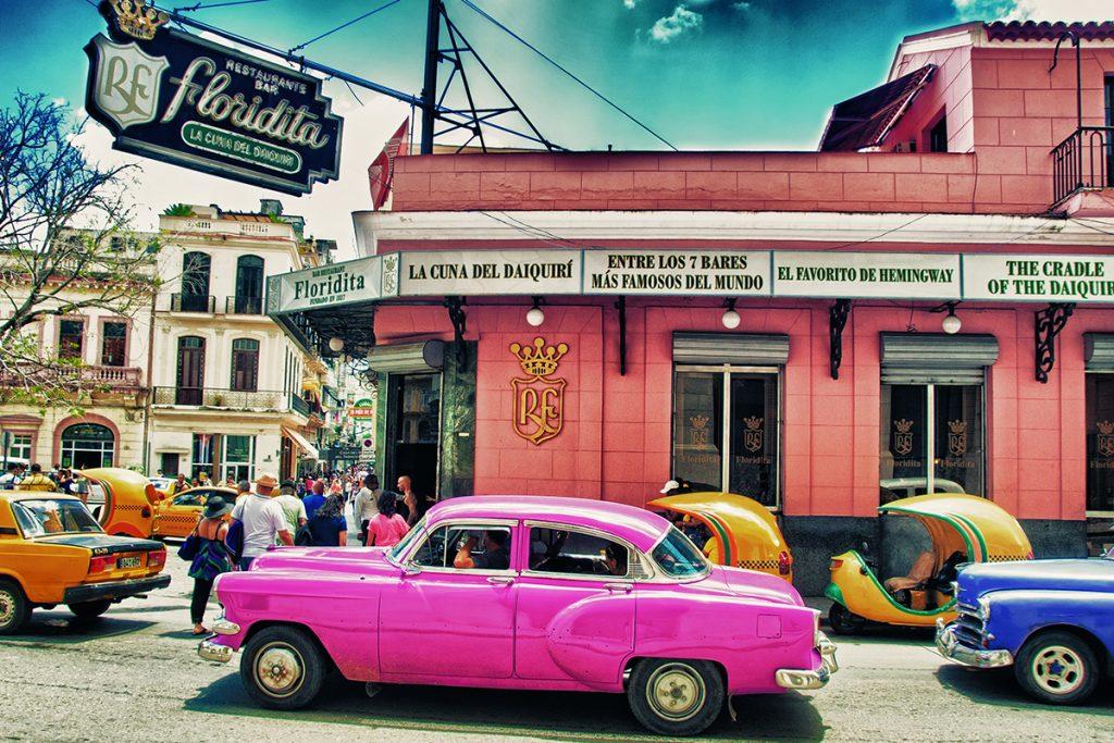 Un viaje por La Habana, Cuba