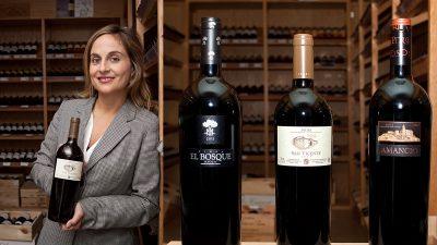 #Entrevista Alejandra Naranjo de Viñedos y Bodegas Sierra Cantabria