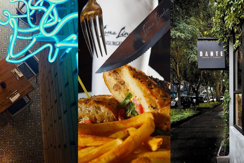 Restaurantes: El encanto del fuego