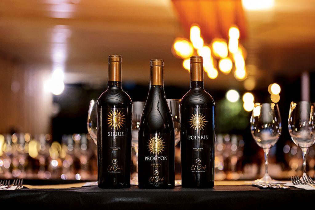 Liverpool presenta la alta gama de vinos El Cielo
