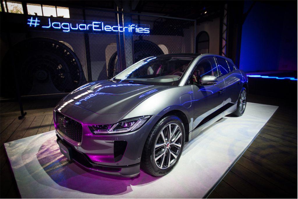I-PACE, el primer automóvil 100% eléctrico de Jaguar, próximamente en México