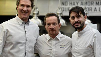 Marco Fadiga, por primera vez en México con Moët & Chandon
