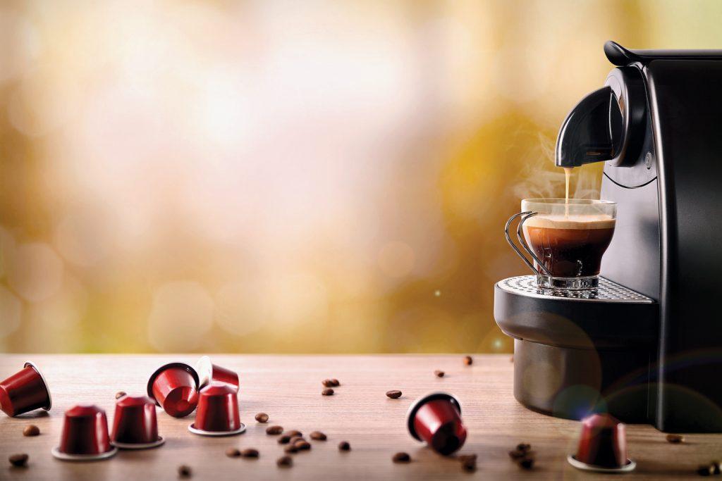 La seducción del café encapsulado