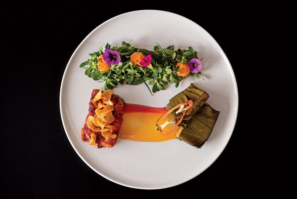 Dulce Patria, centro ceremonial de la gastronomía mexicana
