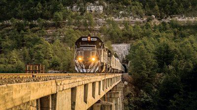Chepe Express, un tren de lujo en México