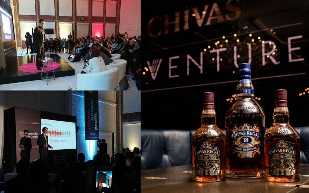 The Venture by Chivas Regal 2019 ya tiene representante mexicano para la final global