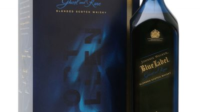 Johnnie Walker presentó Blue Label Ghost & Rare Port Ellen