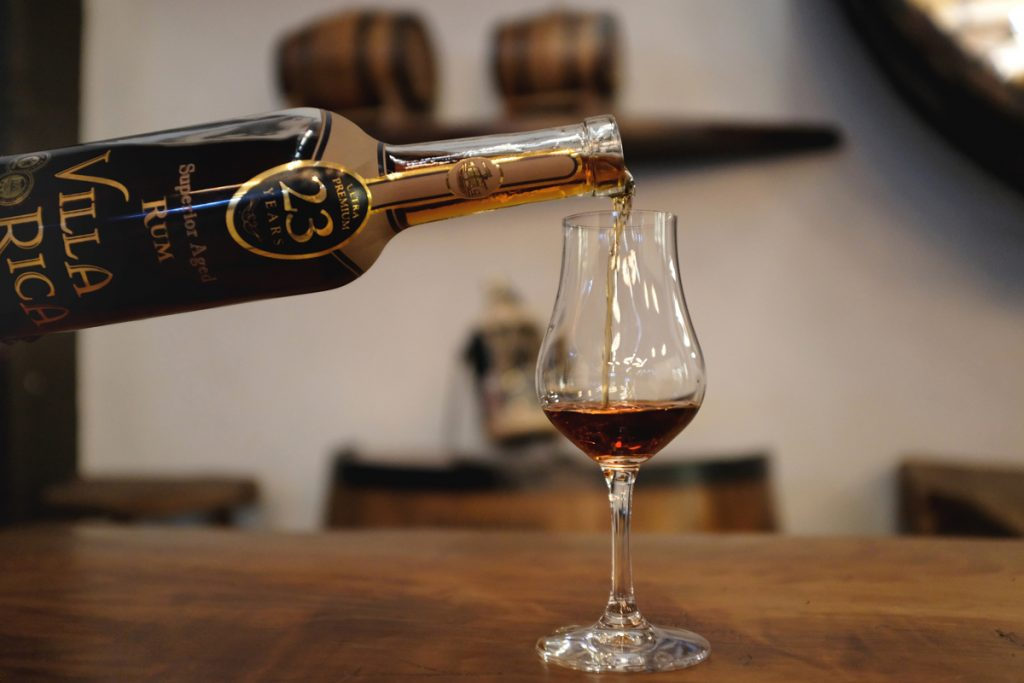 Ron Villa Rica 23 años conquista por tercera ocasión en el International Taste & Quality Institute