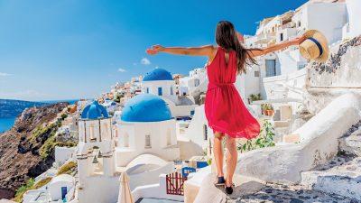 Grecia, la joya de la corona del Mediterráneo