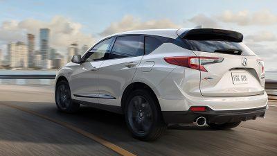 Acura RDX 2019: la SUV de lujo gana el Premio de seguridad 2019 más alto posible concedido por el IIHS