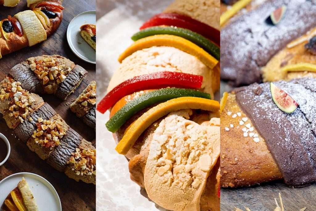 Top20: Las mejores roscas de reyes