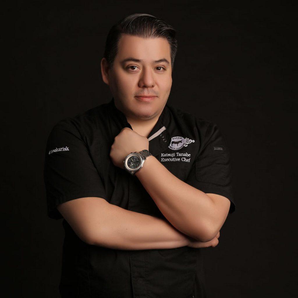 Katsuji Tanabe, el chef mexicano que apoya a los inmigrantes