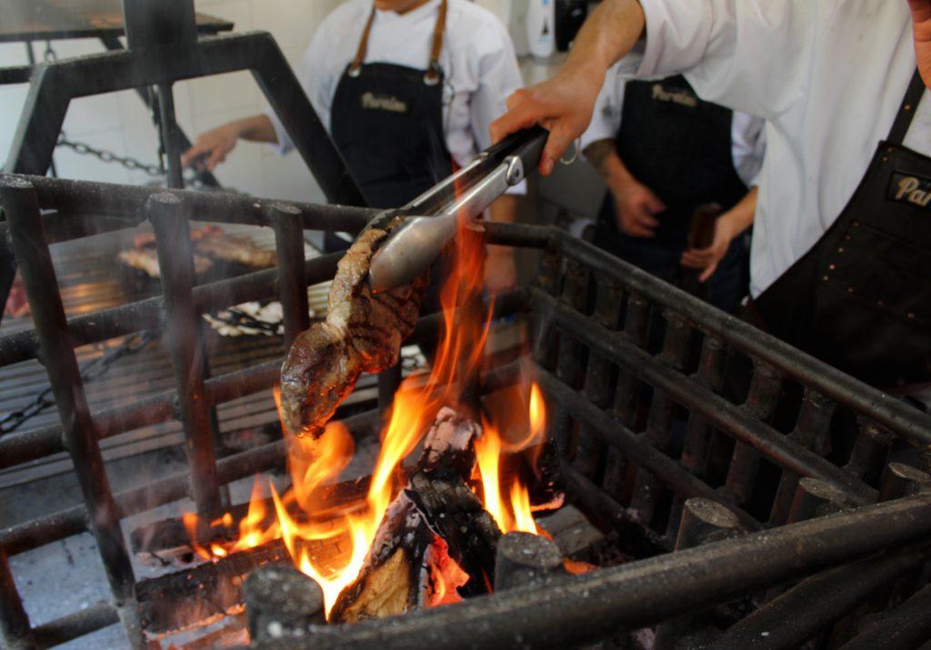 Parrilla Paraíso, cocina a las brasas al sur de la CDMX