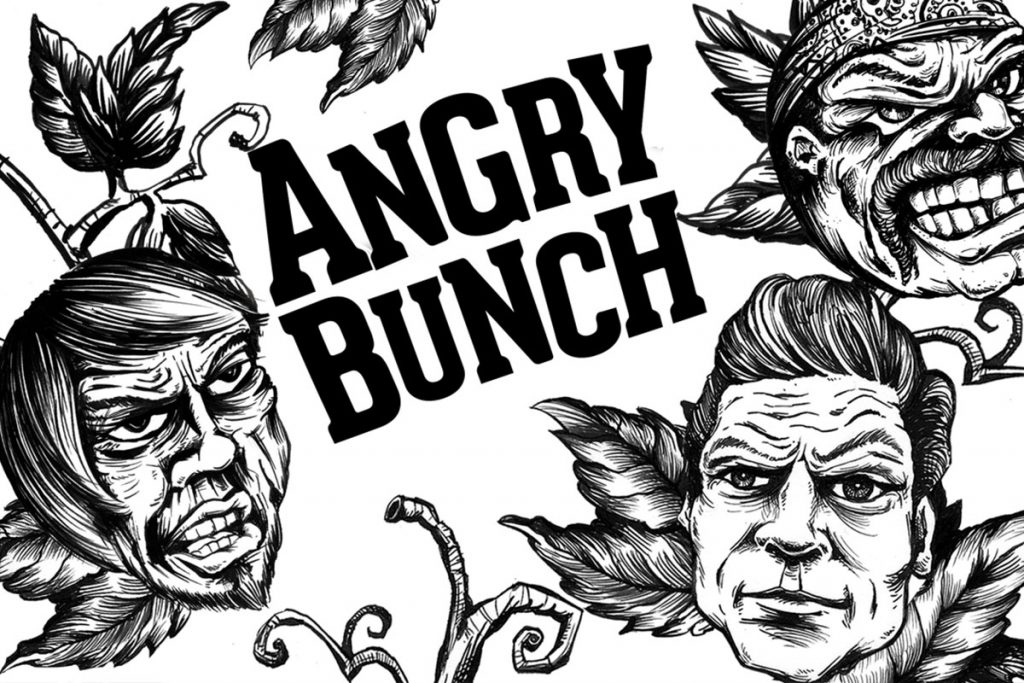 Angry Bunch, angry never tasted so good