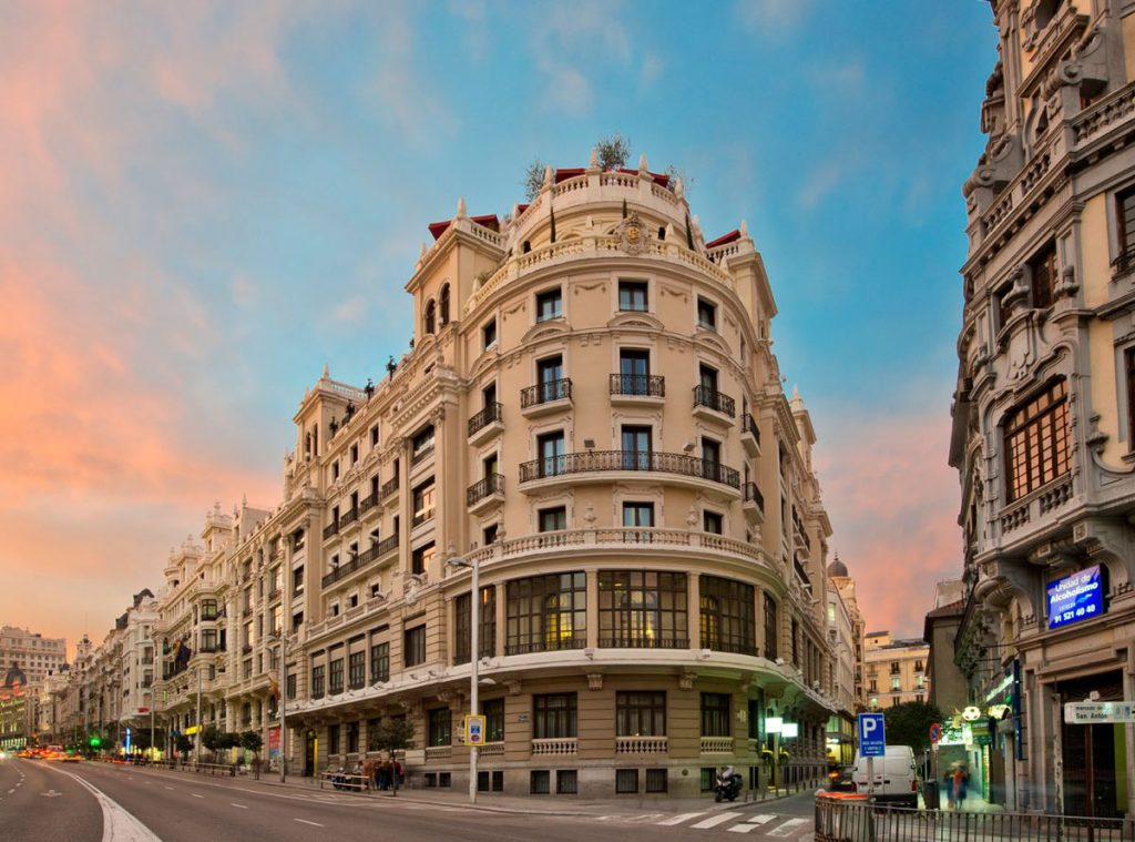 The Principal Madrid Hotel, un must en la capital española