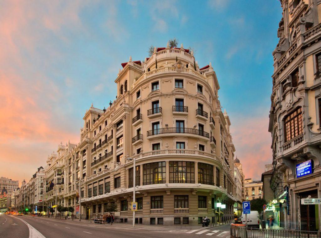 The Principal Madrid Hotel, un must en la capital española
