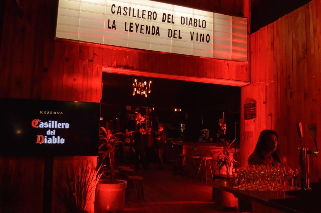 La Leyenda del Vino de Casillero del Diablo llega a México