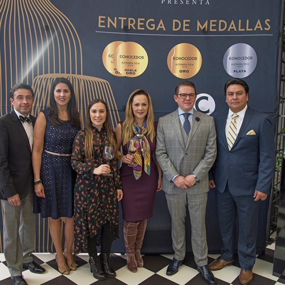 Degustación Inteligente: Entrega de medallas 2018
