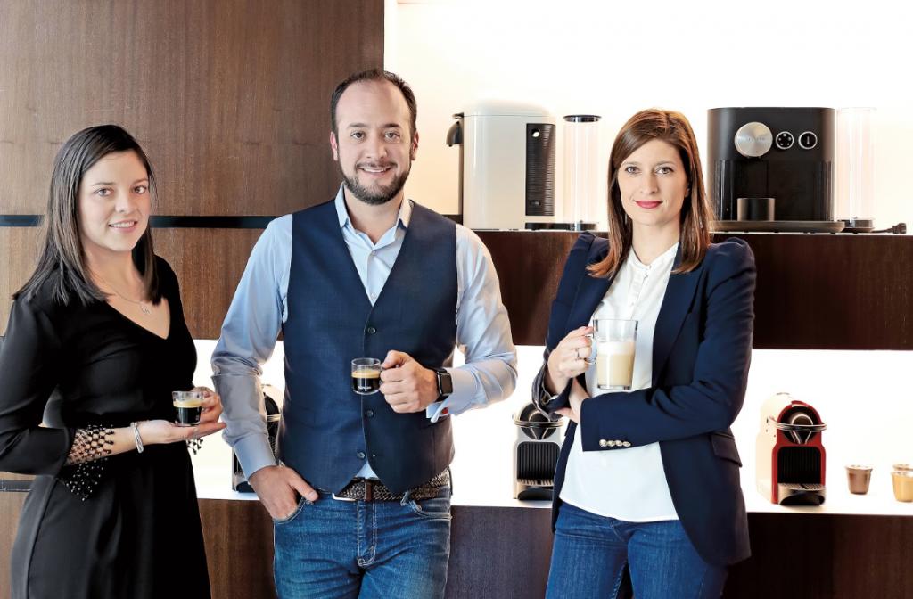 Nespresso, la evolución del café contado por los expertos