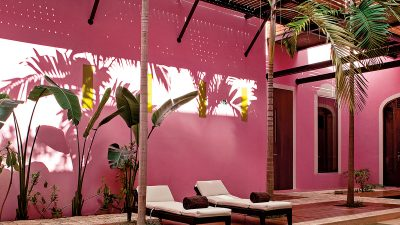 Rosas & Xocolate, un hotel boutique imperdible