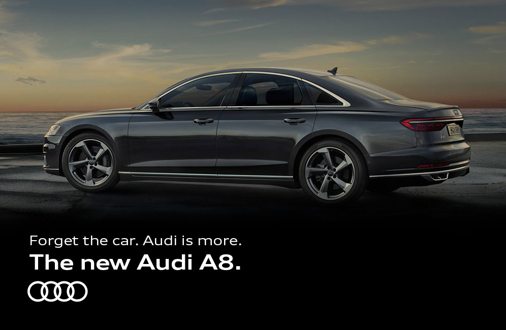 Pop up Audi abril/mayo