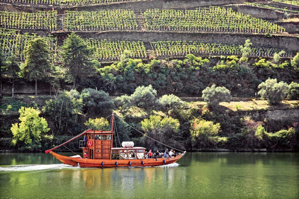 ¿Conoces los vinos y regiones de Portugal?