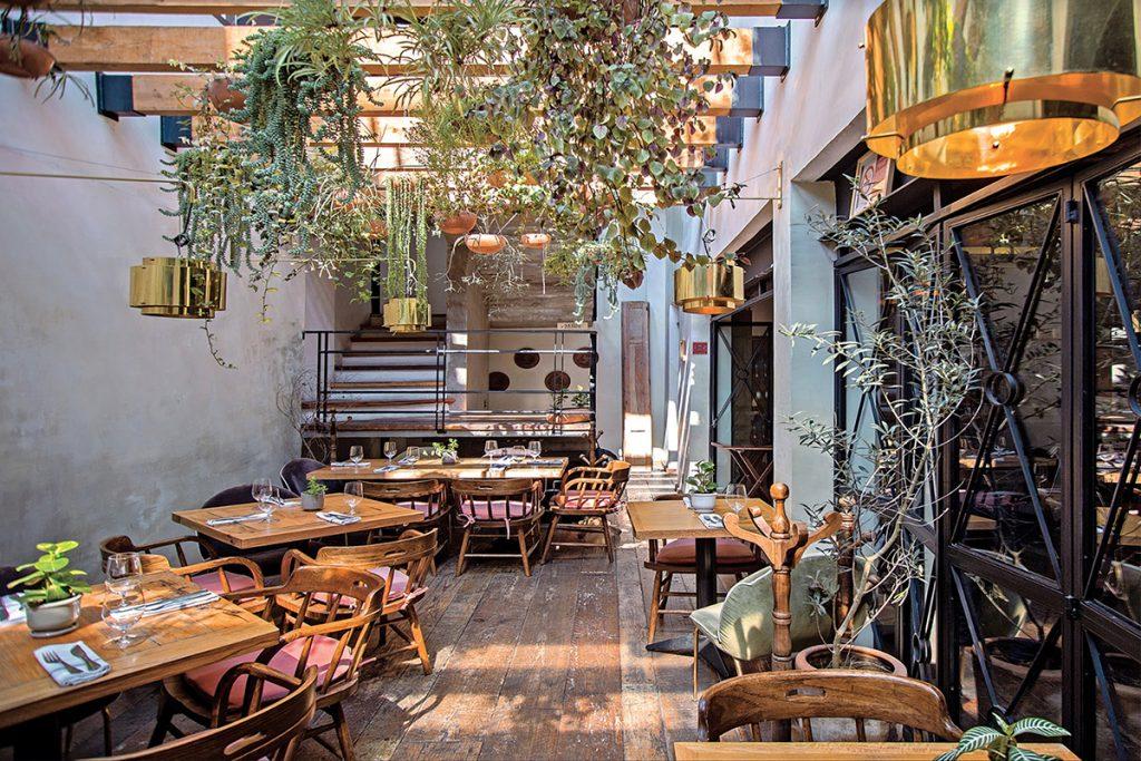 Mia Domenica, el placer de la comida mediterránea
