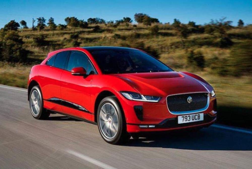 Lujo electrizante con el nuevo Jaguar I-Pace