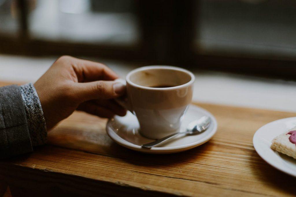 Café de lujo a cualquier hora del día