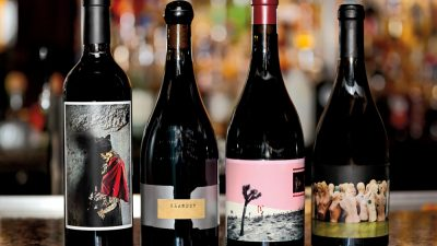 #ExperienciaConocedor: Orin Swift en The Capital Grille
