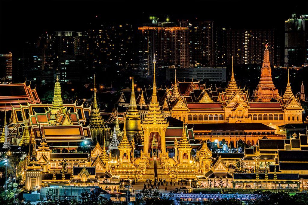 Viaje por el país de la sonrisa: Tailandia
