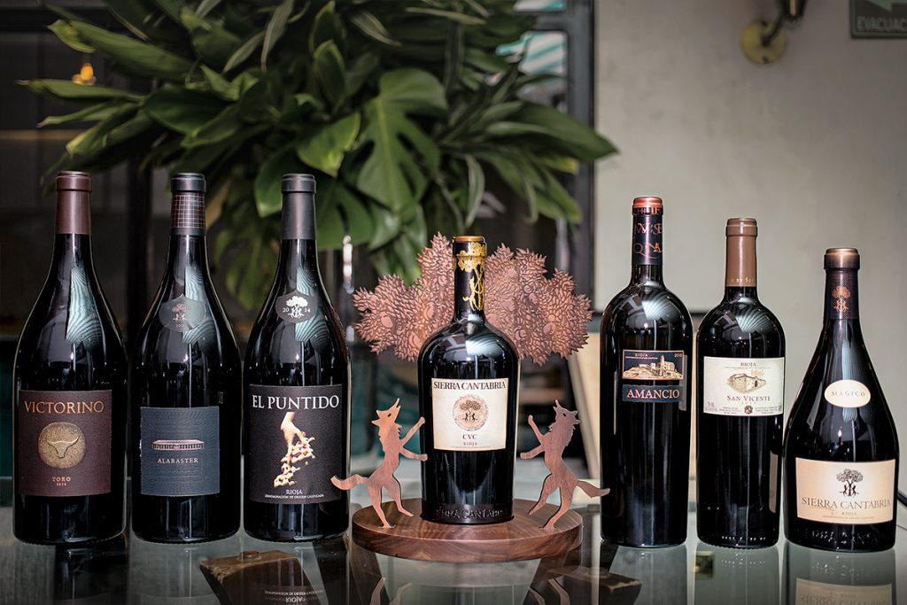 Sierra Cantabria, tradición vinícola