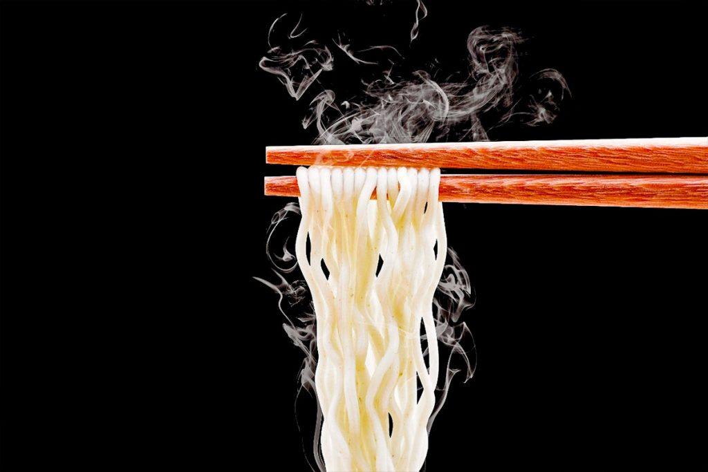 Los afamados noodles hoy
