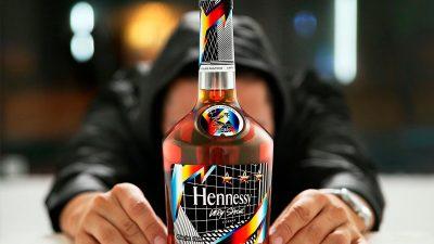 Henessy Very Special por Felipe Pantone: un cognac desde la mente de un artista