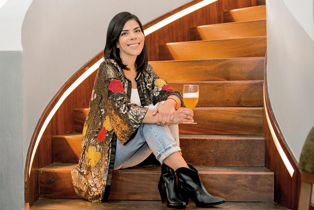 Gabriela Ruiz: tabasqueña, apasionada y talentosa