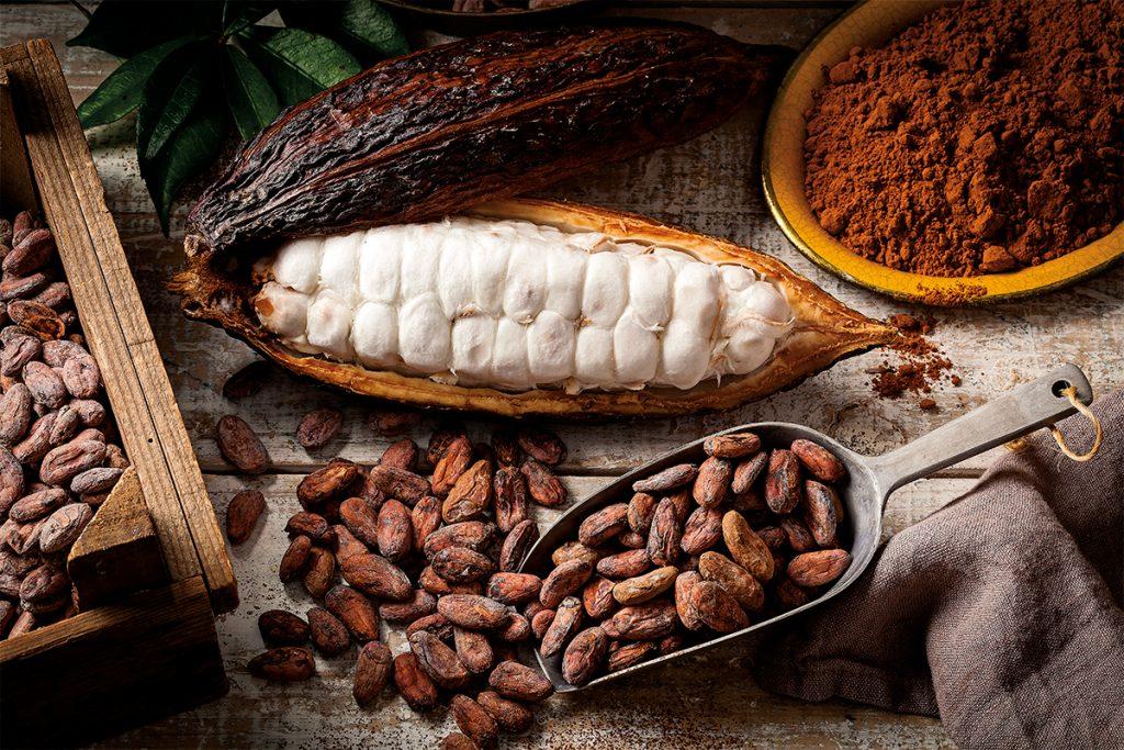 Cacao para beber