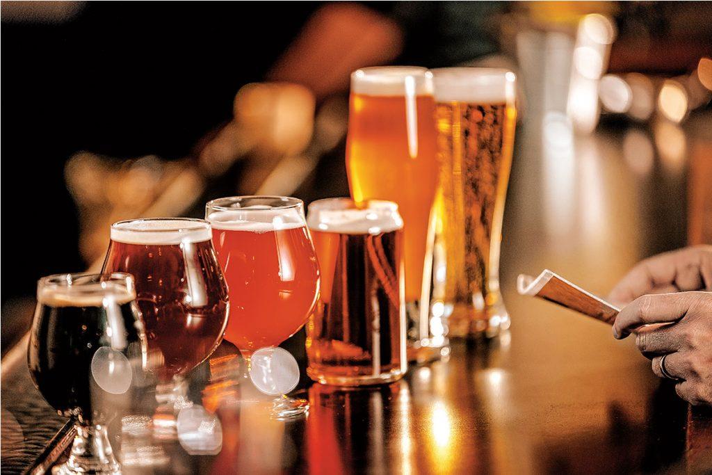 Cinco estilos de cerveza para conocedores