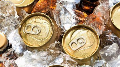 ¿Lata, barril o botella?